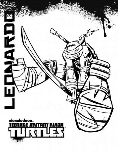 ninja coloring pages momjunction teenage mutant ninja turtles coloring pages printable you