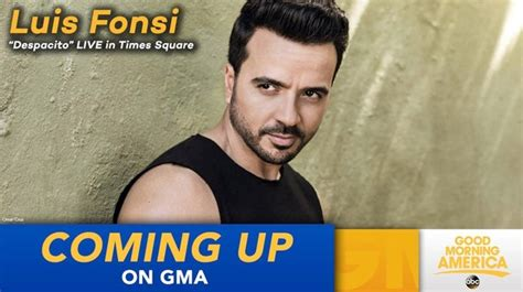 despacito nonstop luis fonsi performs quot despacito quot on quot gma quot wants the mariah