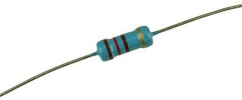 120 ohm resistor datasheet mcmf01wjj0121a10 multicomp through resistor metal 120 ohm 500 v axial leaded