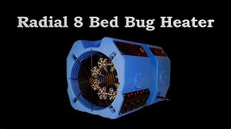 Bed Bug Heater Convectex