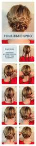 tutorial thin hair hairstyles 15 braided bun updos ideas popular haircuts