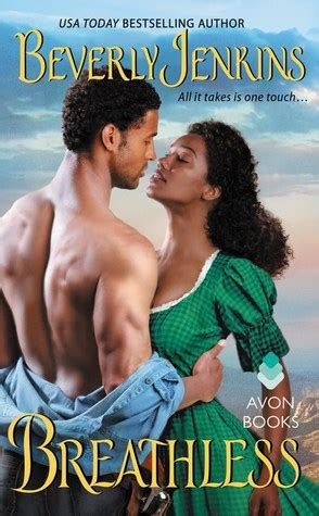 review: breathless by beverly jenkins | harlequin junkie