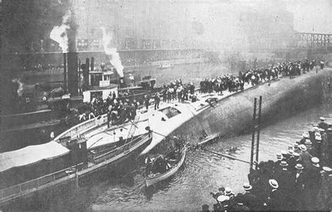 boat docking disasters the eastland disaster july 23 1915 chicago river
