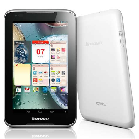 Tablet Android Lenovo lenovo tablette