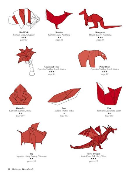 How To Make Origami Dragons - origami chan origami 香港摺紙工作室