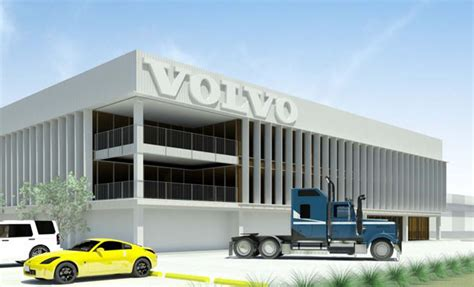 volvo trucks australia head office volvo headquarters splash design group