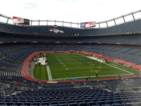 section 8 sports sports authority field section 234 rateyourseats com