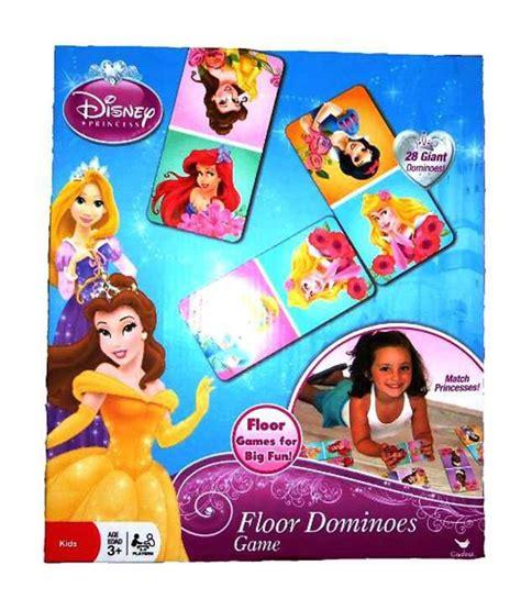 disney princess floor dominos imported board - Disney Princess Floor Dominoes