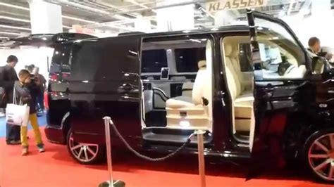 volkswagen multivan interior 2014 armoured vw t5 multivan exterior interior by kv