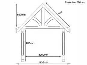 Door Canopy Plans by Blakemere Oak Door Canopy Shropshire Door Canopies