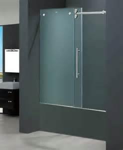 Vigo bath and shower doors