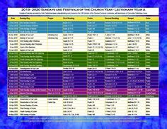 liturgical year chart christian calendar protestant reformation christian life