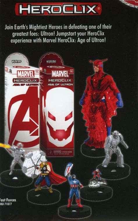 age of ultron spoilers heroclix world age of ultron heroclix spoilers
