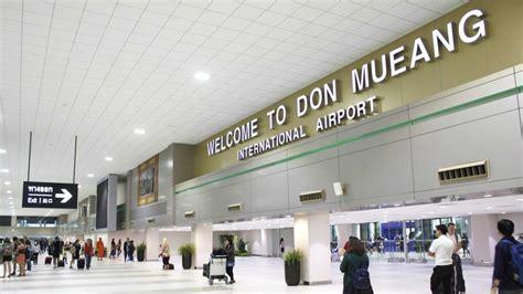 Don Muang Airport In Bangkok To Re Open To International Flights bangkok airports snorkeling thailand