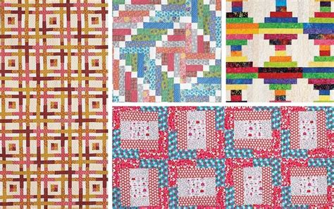 Quilt Patterns Using Strips by 4 Free Quilt Patterns That Standout From The Crowd