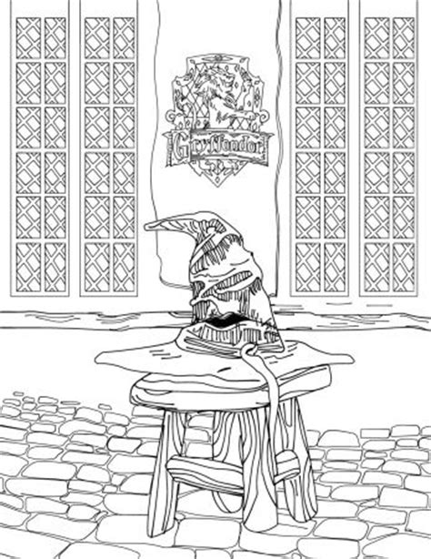Harry Potter Coloring Book For Adults In Epub Pdf Mobi