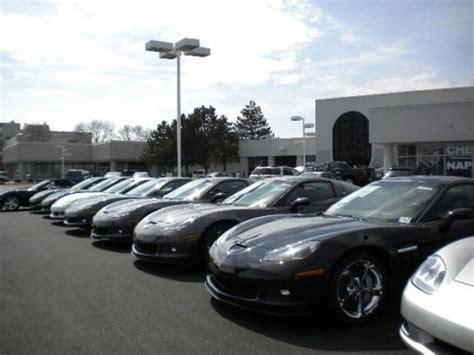 chevrolet of naperville car dealership in naperville il