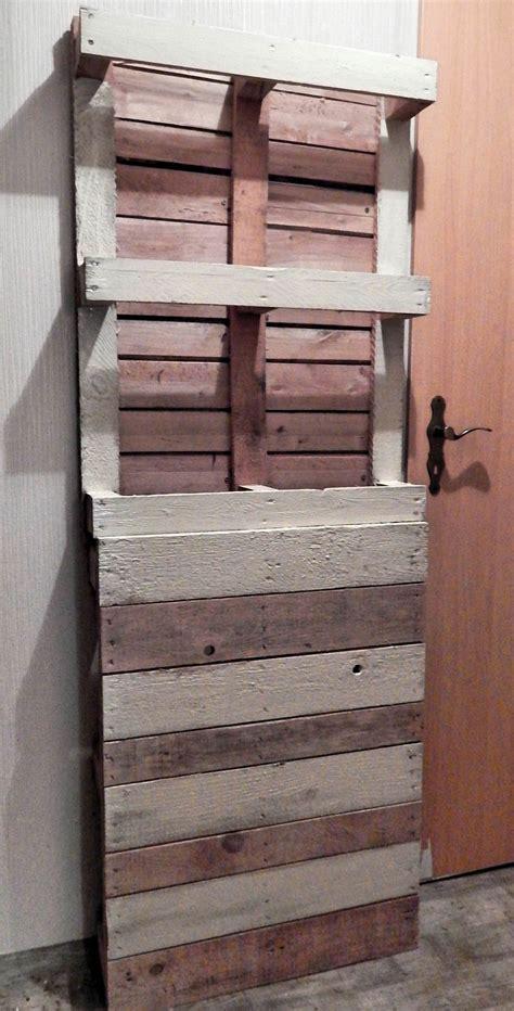 Europalette Als Garderobe by Garderobe Aus Europaletten