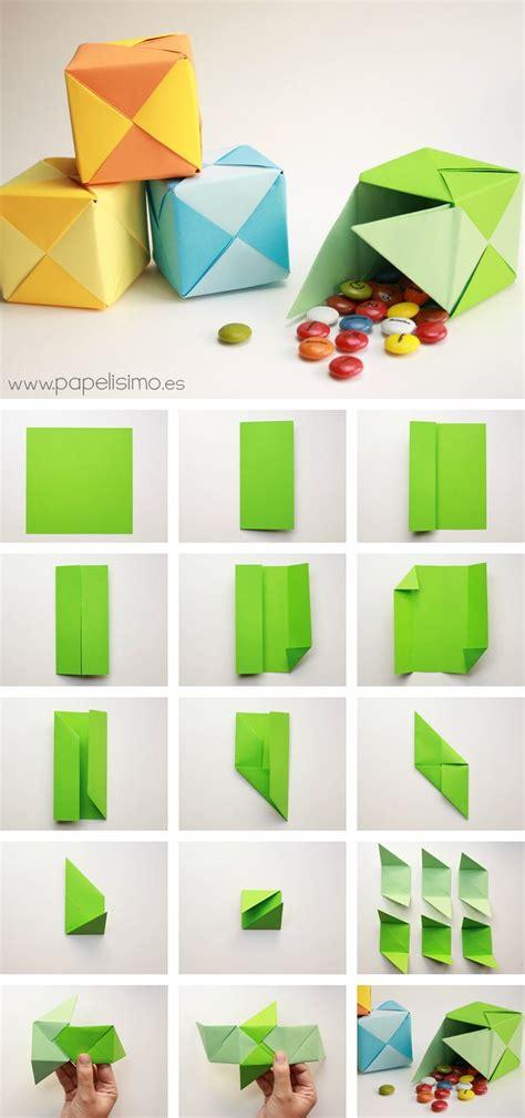 tutorial origami paso a paso las 25 mejores ideas sobre cajas de origami en pinterest y