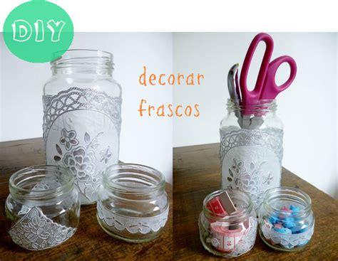 como decorar las tapas de los frascos de mayonesa manitas de gato diy decorar frascos con encaje