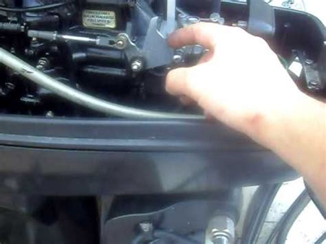 boat throttle and shift cable replacement boat throttle and shift cable replacement how to save