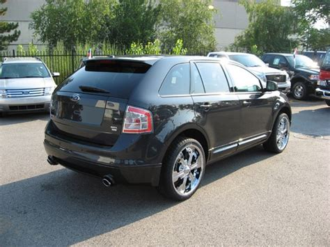 how it works cars 2007 ford edge electronic valve timing watertownford 2007 ford edge specs photos modification info at cardomain