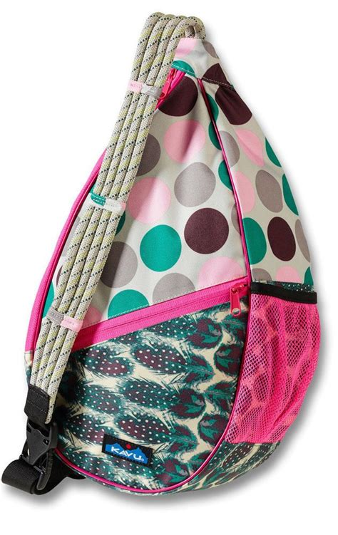 Slingbag Polkadot Bs016 kavu s new quot paxton pack quot sweet dots polka backpack cross purse bag sweet bags and