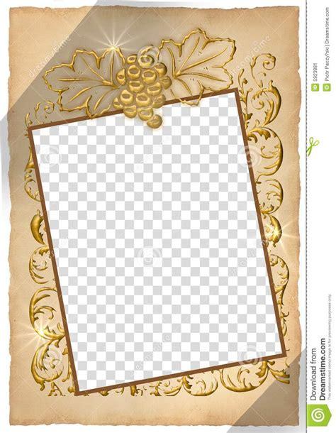 wedding frame stock image image 5923881