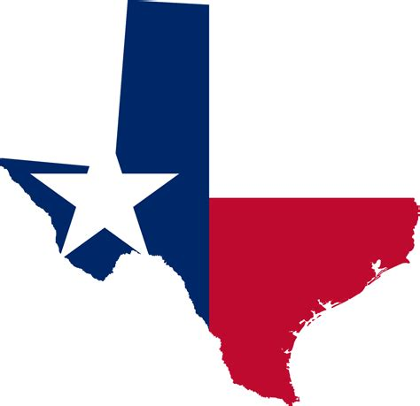 texas flag map texas flag map mapsof net