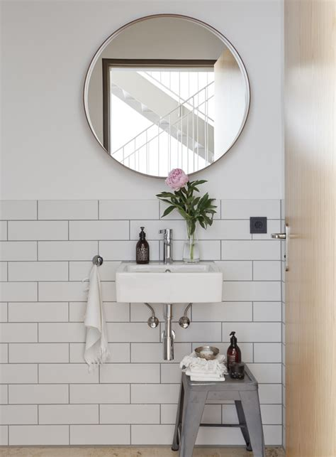 bathroom germany serene art filled home in germany glitter inc glitter inc