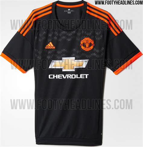 Polo Shirt Manchester United 1617 Mu Navy leaked adidas is already selling manchester united third