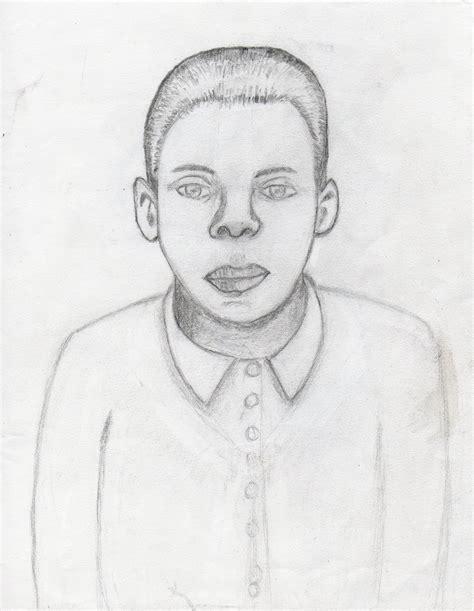Cesar Chavez by Michael Alvarez In Da House Nice Drawings