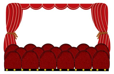 theatre frame stage scene png   icons