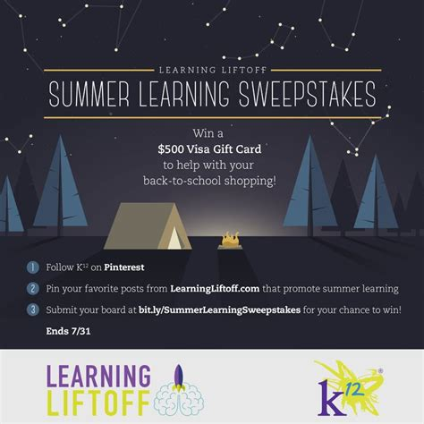 Where Is The Pin On A Visa Gift Card - 372 best images about summer learning on pinterest activities summer fun and summer