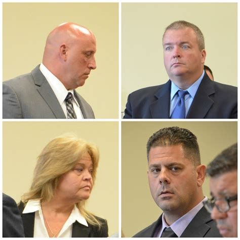 Jersey City Arrest Records Indicted Jersey City Officers Plead Not Guilty At Arraignment Newark News