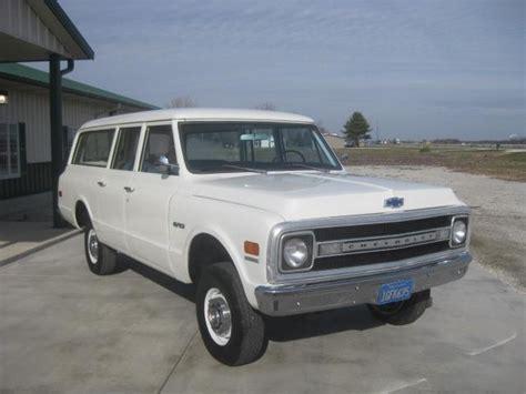 1969 chevrolet suburban for sale on hemmings autos