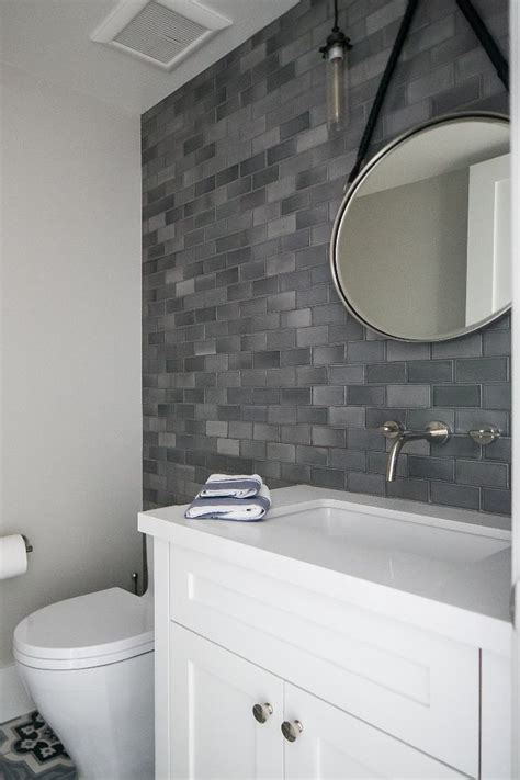 accent wall in bathroom 1000 images about bathrooms on pinterest classic
