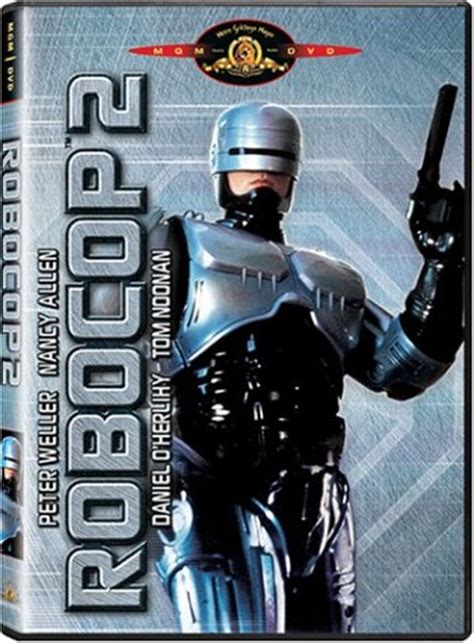 film robocop 2 robocop 2 dvd cover 1990 r2 german