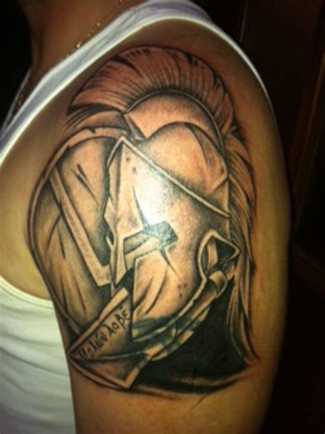 helmet tattoo spartan helmet meaning www imgkid the image