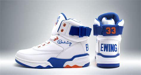 Kaos Vintage Ewing 3 ewing athletics 33 hi 2012 retro sole collector