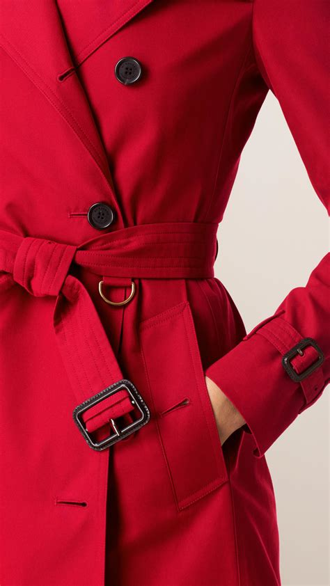 Heritage By Burberry by Lyst Burberry The Kensington Heritage Trench