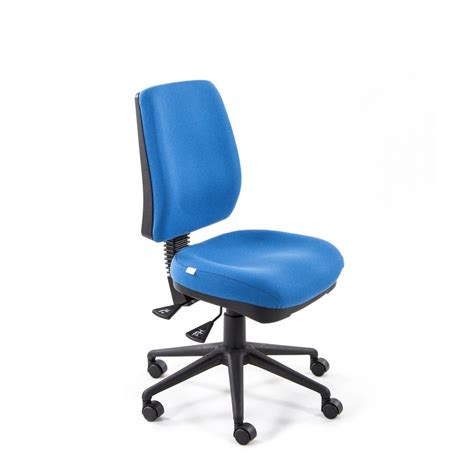 Medium Back Chair by Miracle Medium Back Chair Seated