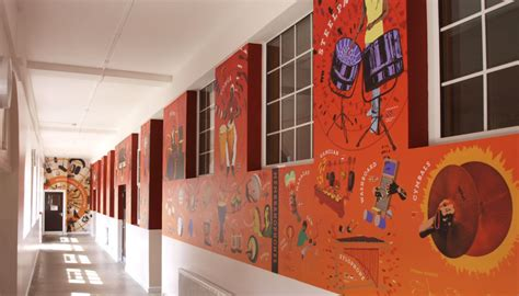 home studio wall design wall graphic designs home design ideas