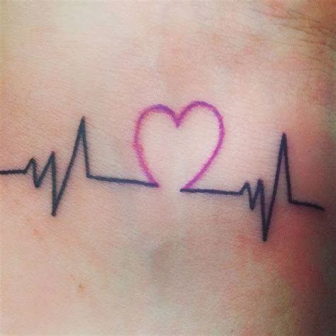 love heart wrist tattoo designs 21 best beat on wrist images on
