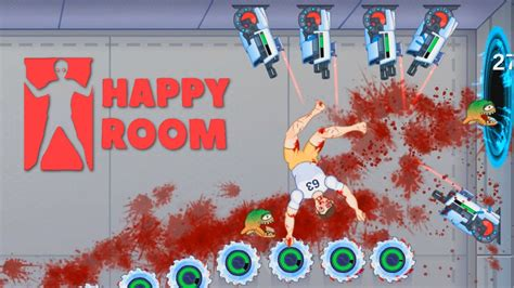 Happy Room | happy room best killing machine ever let s play happy