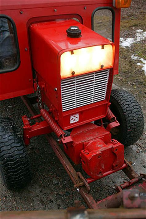 jorgen´s gravely/belos model 817