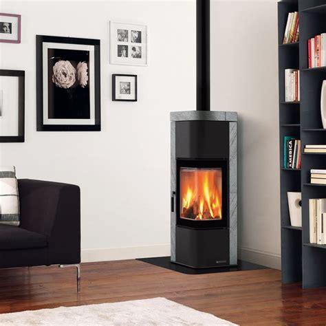 la nordica zen wood burning stove with soapstone cladding