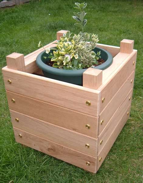 wooden box planters 12 outstanding diy planter box plans designs and ideas the self sufficient living