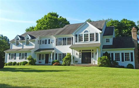 colonial homes colonial homes for sale in westport ct find and buy the