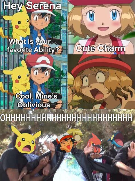 Ash Meme - ash shuts down a ho pok 233 mon know your meme